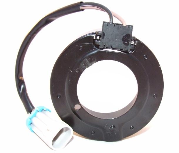 магнит sanden sd6v12 opel astra g - дизель