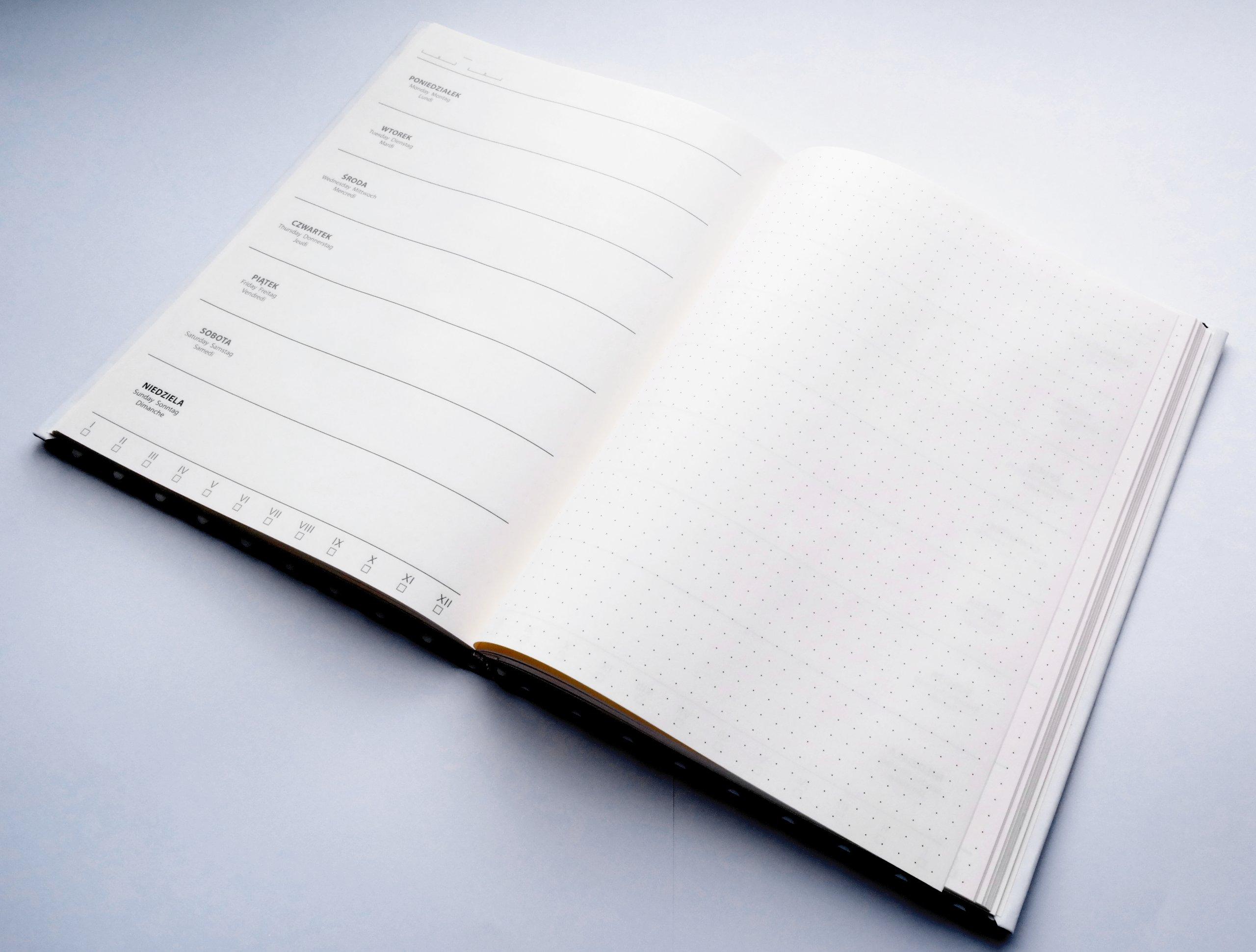 Планировщик планировщик записная книжка B6 с резинкой планировщик 8