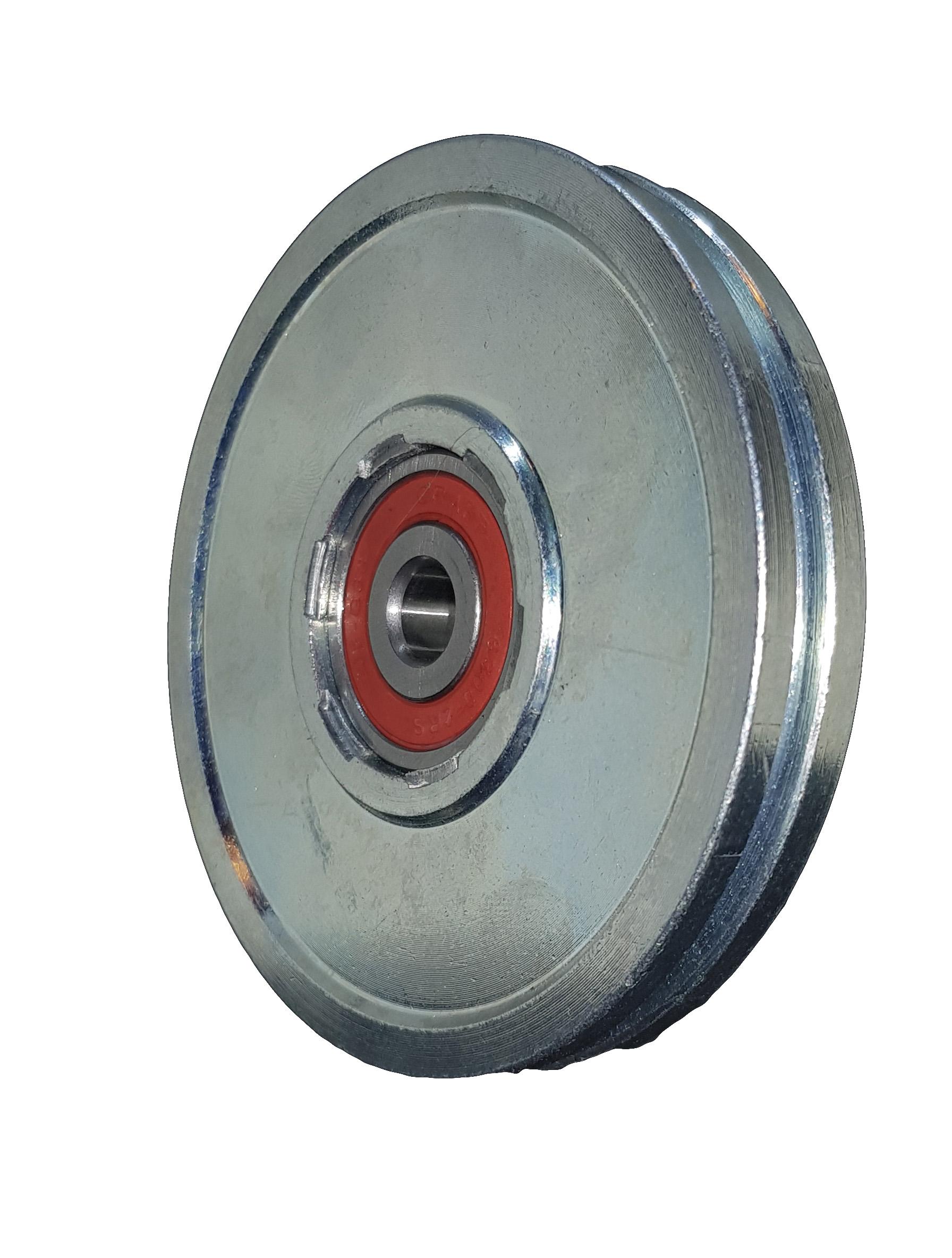 Rolls Roll Oceľový kábel FI 98 / 4L ATLAS