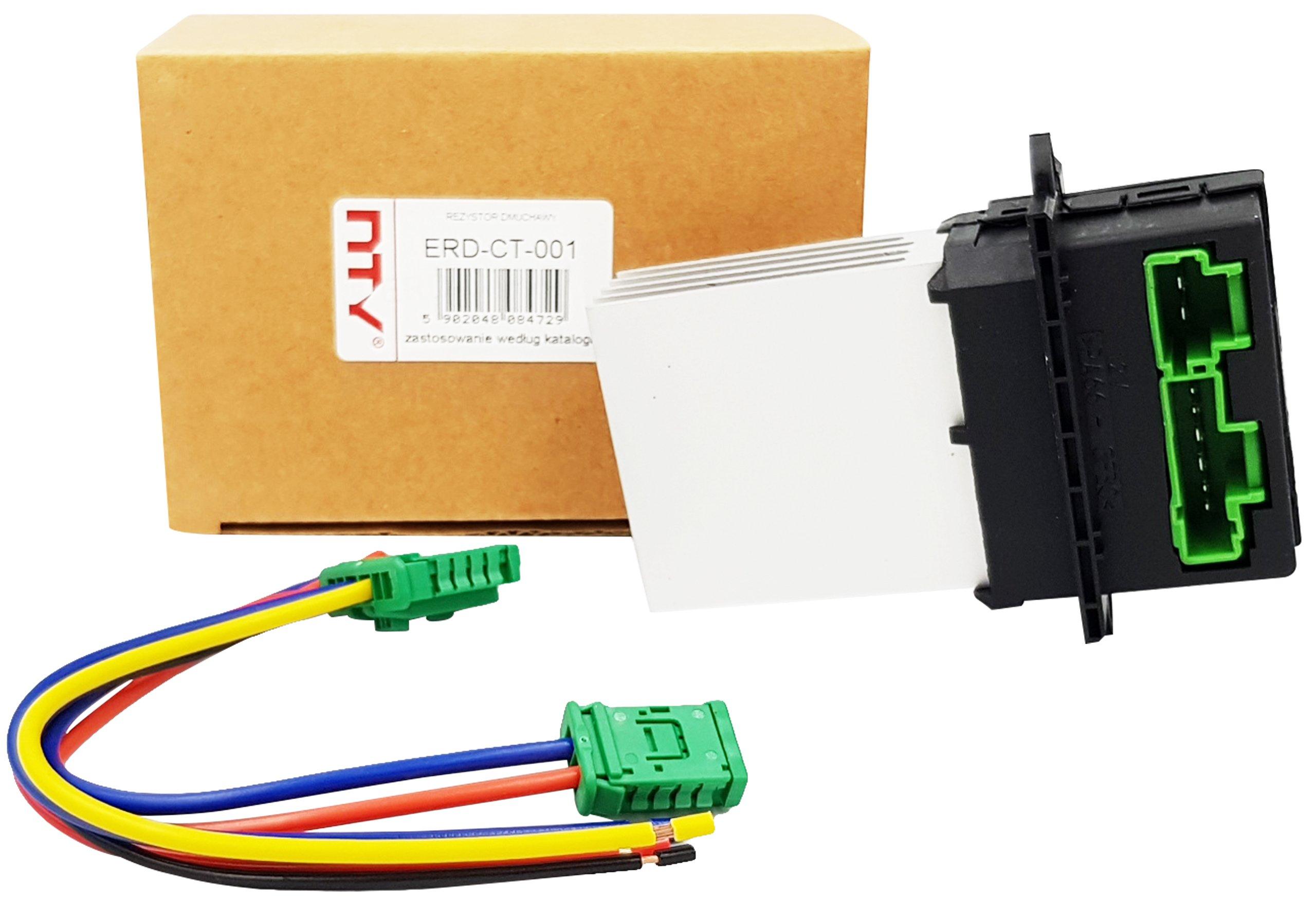citroen c5 i 18 20 30 резистор резистор воздуходувки