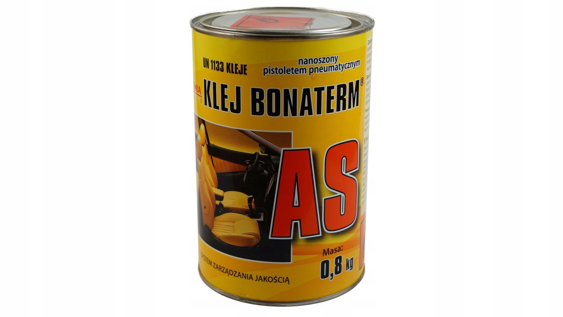 Клей Bonaterm AS 1л для потолка, боковая обивка