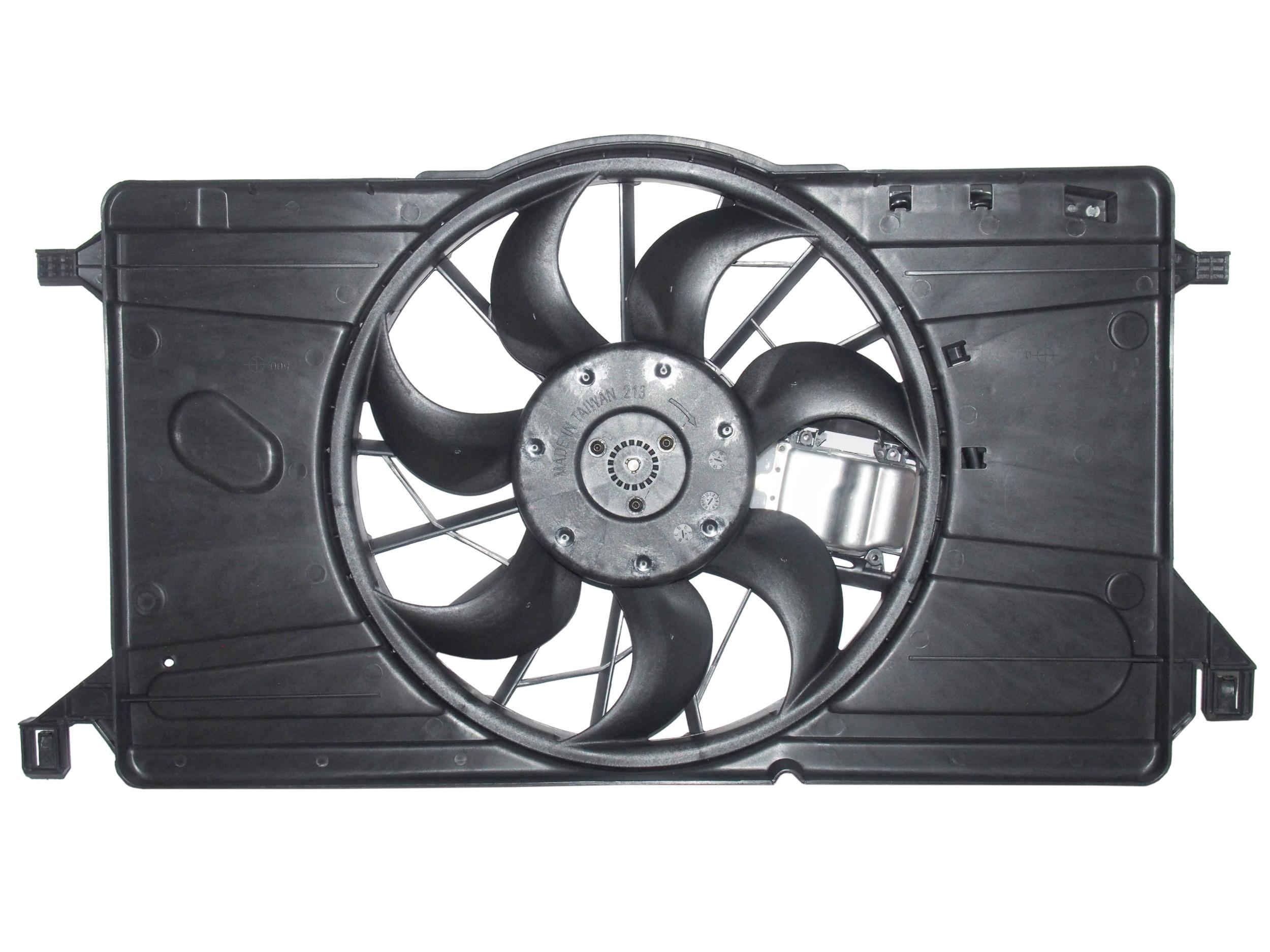 вентилятор радиатора volvo c30 c70 s40 v50 16 20