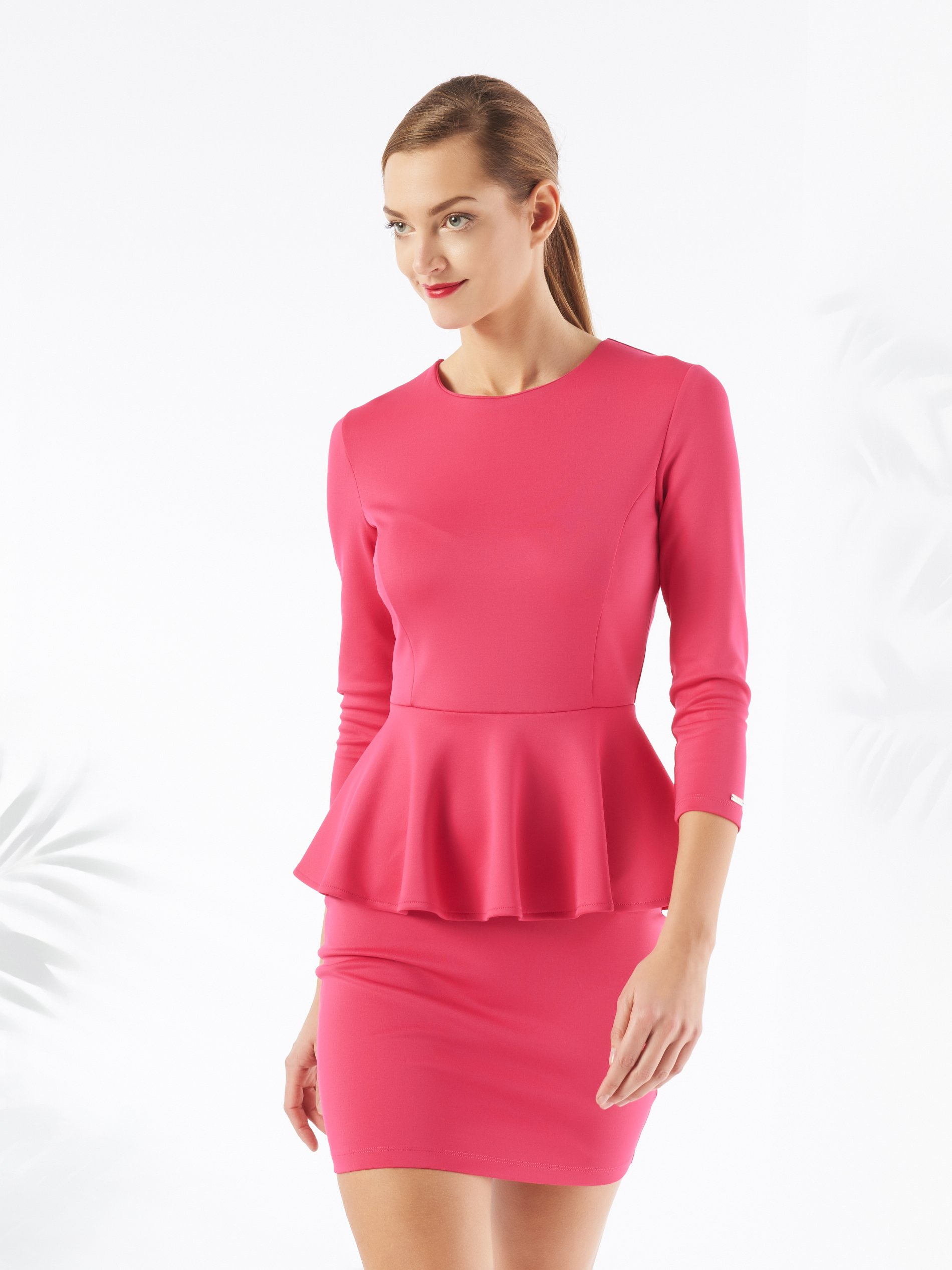 b1bbed0cdc MOHITO sukienka z baskinką r. 34 j. n 7530951436 - Allegro.pl - Więcej niż  aukcje.