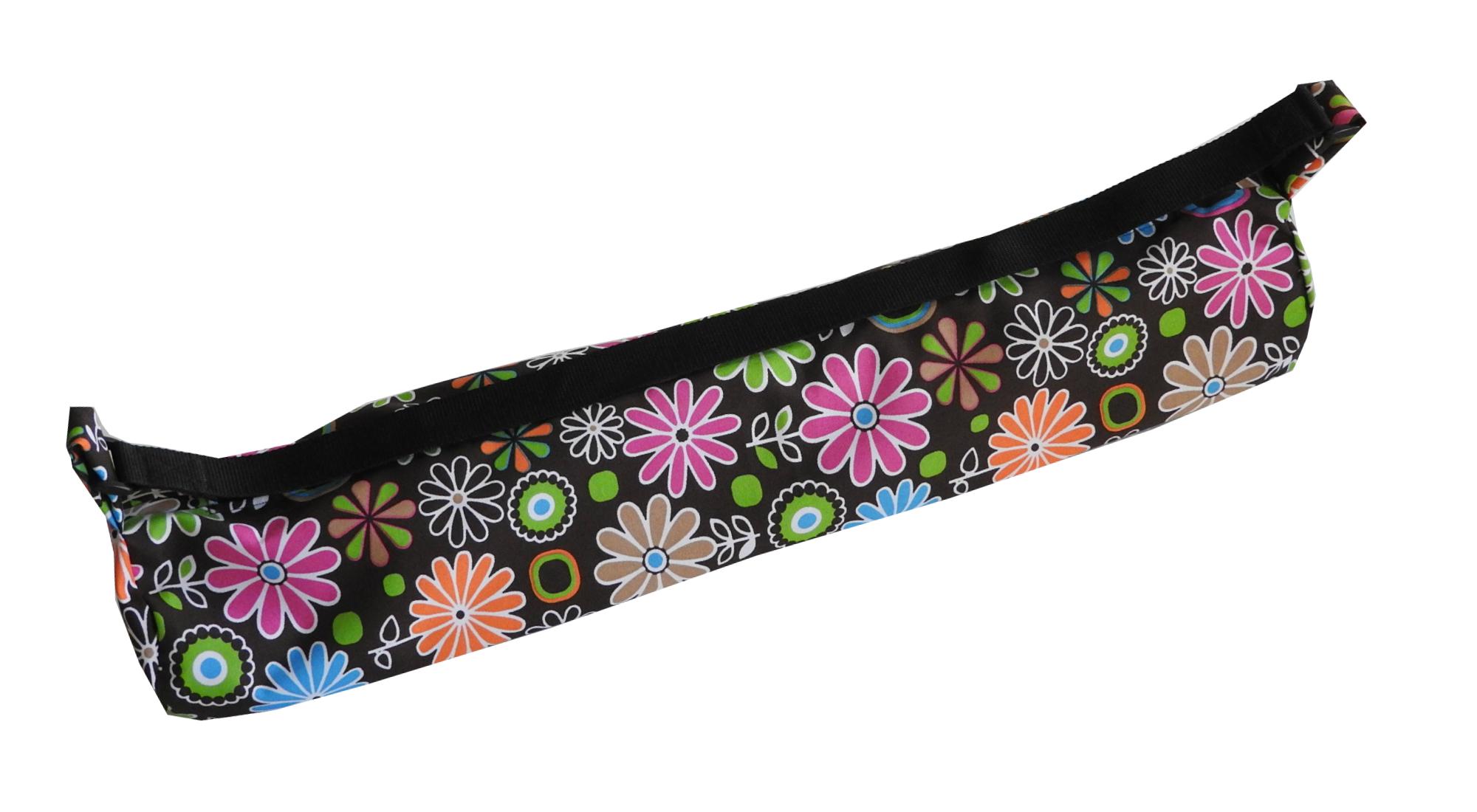 Vrecko kvety 75 cm pre fitness rohože