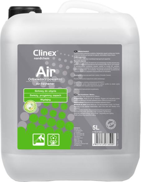 CLINEX AIR освежитель воздуха - НОТА ОТДЫХА 5л