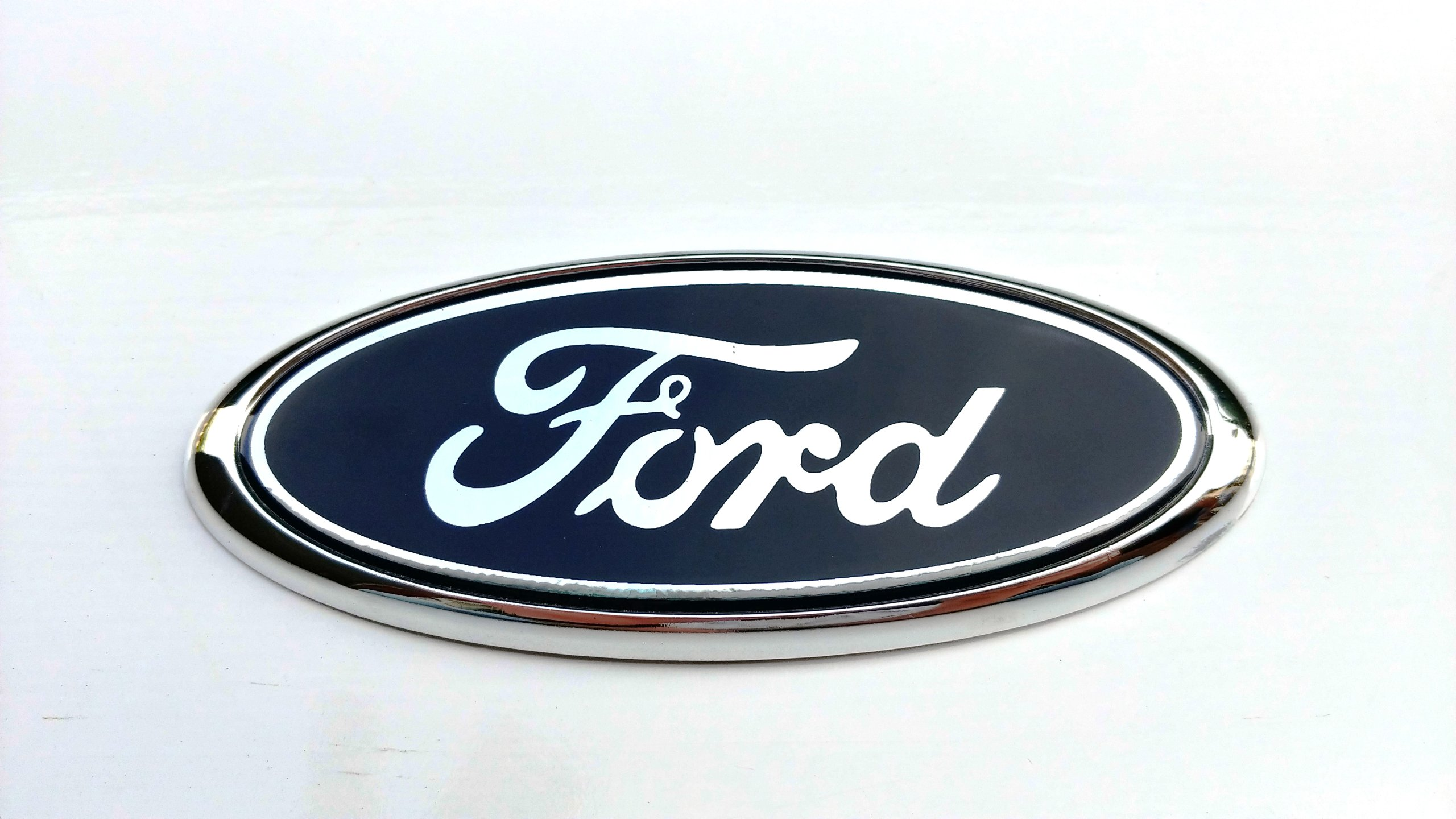 EMBLEM EMBROIDERY FORD S-MAX C-MAX KUGA MONDEO