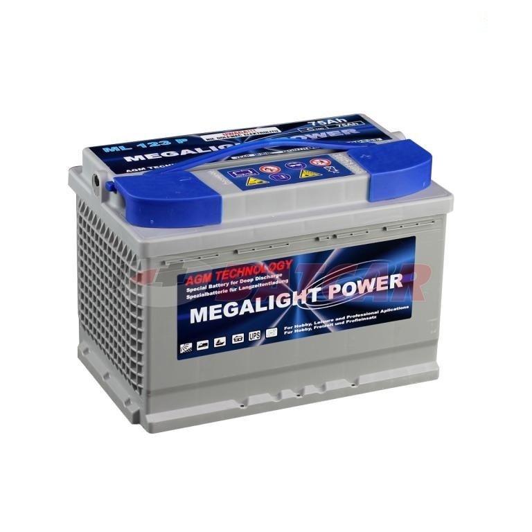 Batéria CH.Absolutórium 100 Ah AGM, Gel Čln