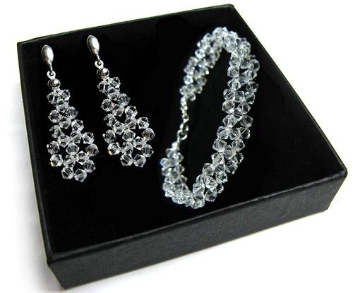 Item Set wedding crystals Swarovski Crystal Elem
