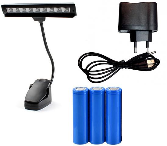 Item LED INDICATOR FOR DESKTOP 9-LEDOWA+USB CABLE +POWER ADAPTER