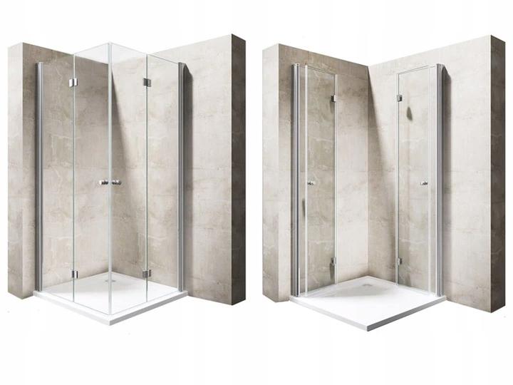 Sprcha SKRINE s DVOJITÝCH SKLOPENÍM 90x120 cm