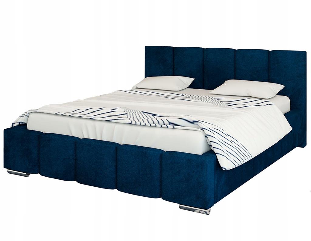 кровать обиты ROMA 180х200 Современные МАТРАС