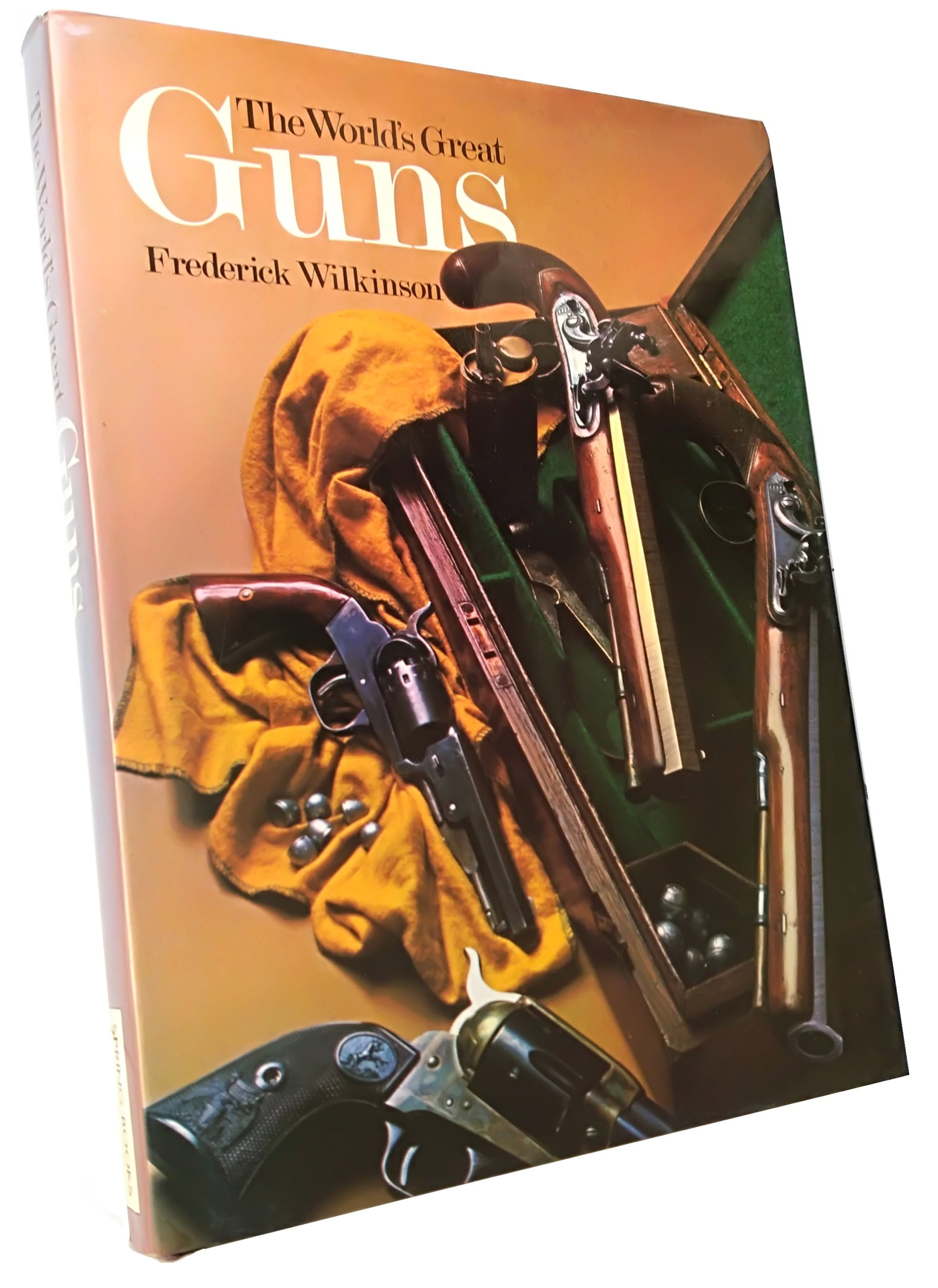 The Worlds Great Guns Wilkinson