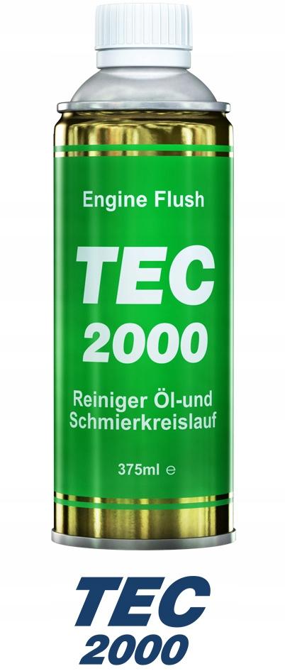 TEC2000 Engine Flush  Płukanka  CZYSTY SILNIK