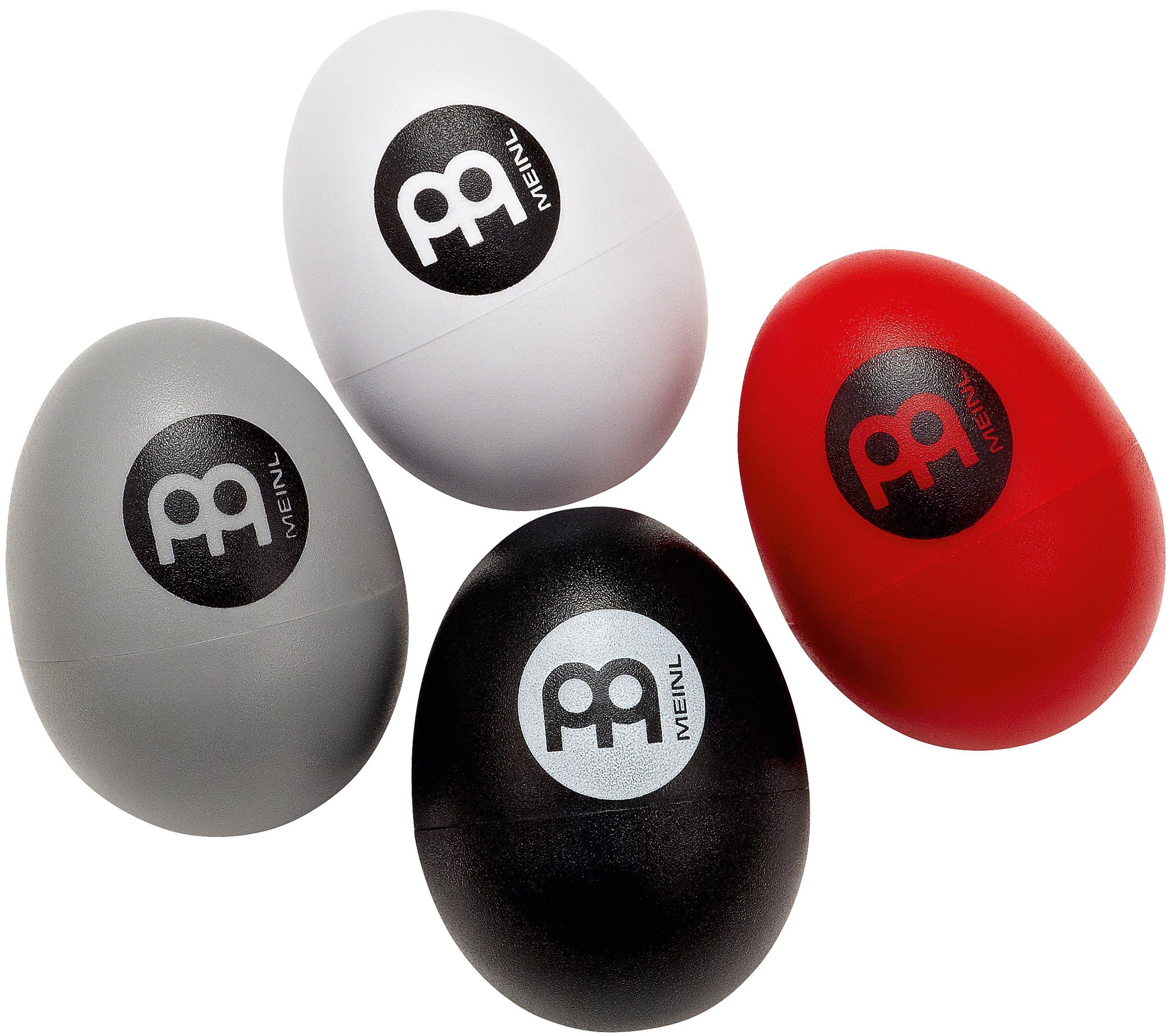 Meinl Egg Shaker - Sada 4 račňových vajíčok