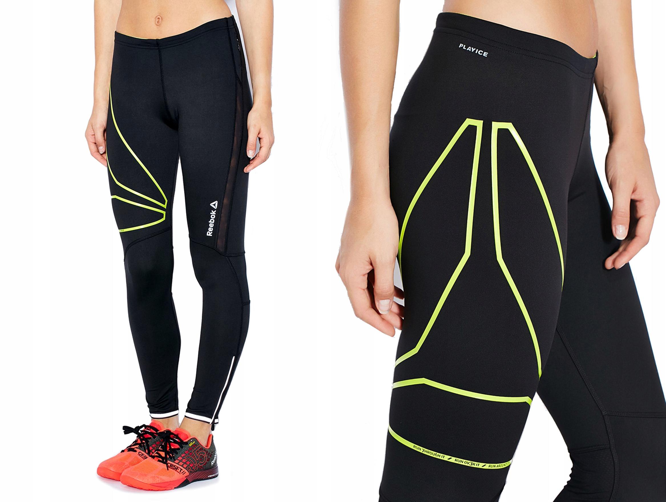 Spodnie,legginsy damskie Reebok Osr Tight B89559
