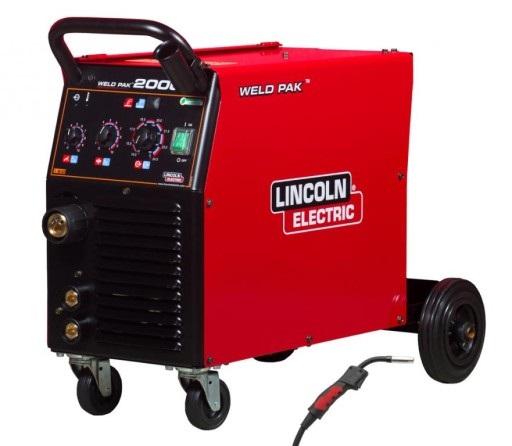 Bester Lincoln Electric Weld Pak 2000 Zvárač