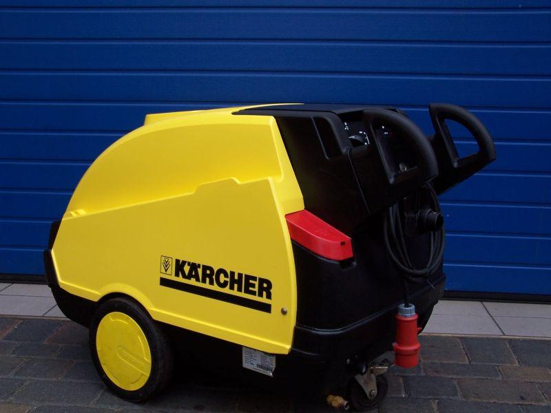 Моечная машина высокого давления Karcher HDS 895 / 4200 злотых нетто