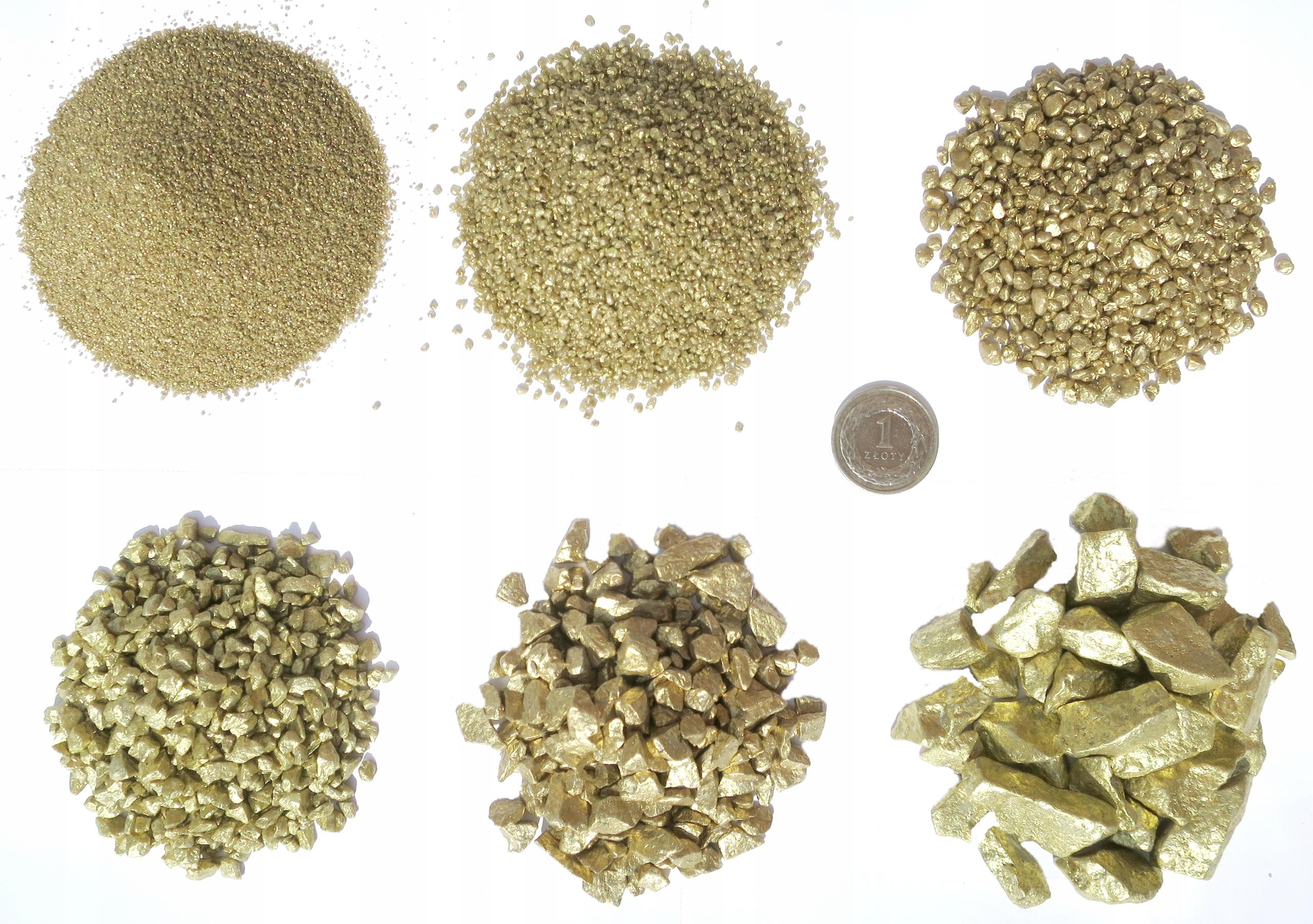 Золото в гранулах фото