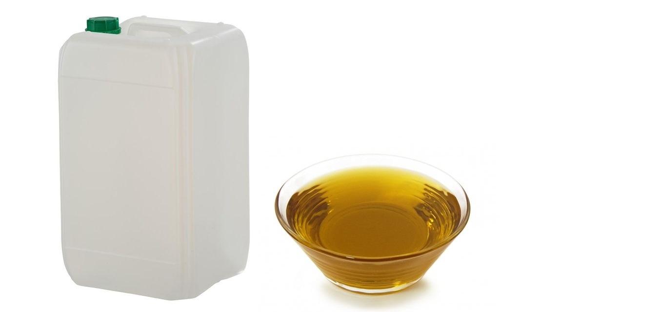 Sójové oleje 5 kg - obvinenia, nejasné