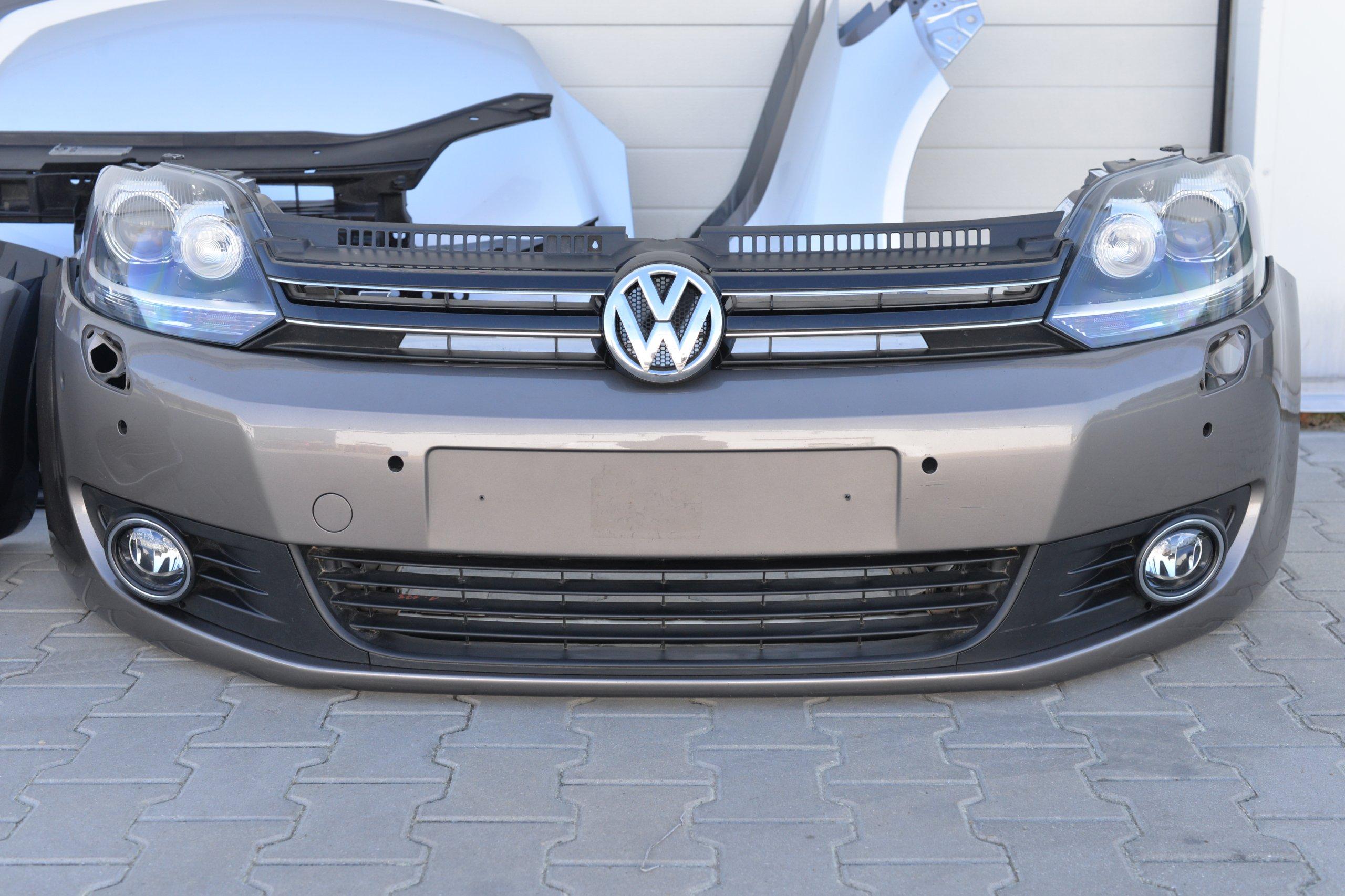 [КАПОТ ZDERZAK КРЫЛО LAMPA VW GOLF VI 6 PLUS + из Польши]изображение 4