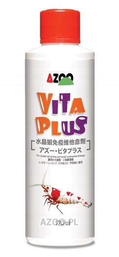 AZOO Vita Plus 120 мл витамина креветки электронной