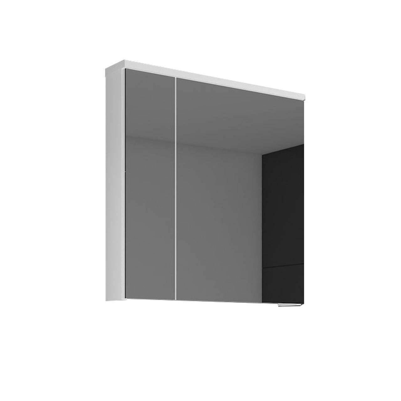 ZRKADLO kúpeľňový nábytok ORTON biela Mat