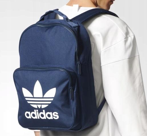 kup popularne sklep dyskontowy ekskluzywne buty PLECAK ADIDAS ORIGINALS TREFOIL szkolny/laptop HIT