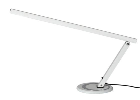 Manikúra lampa na stole LUX ALU LED ADENSILE