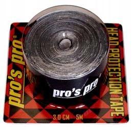 Ochranná páska na 5 m 3,0 CM raketovú hlavu, 2,5 cm