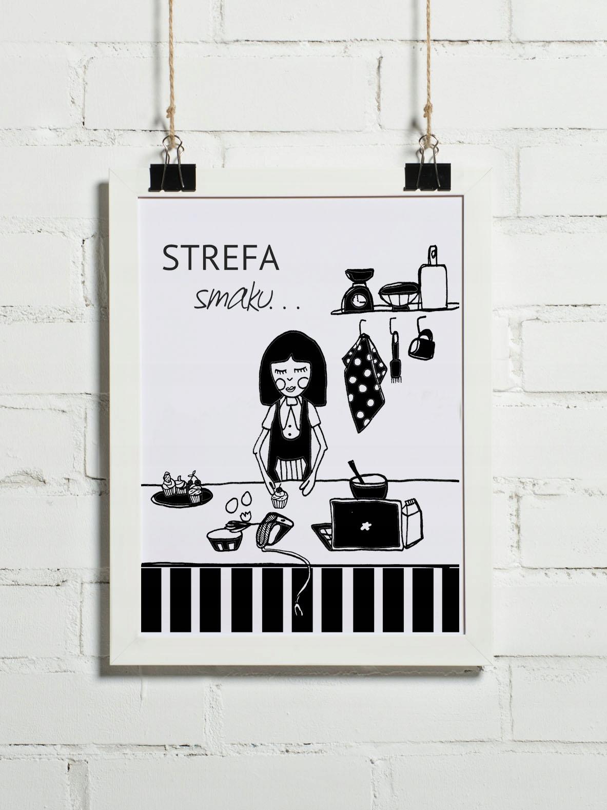Постер на кухню с надписями