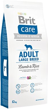 Brit Care Adult Large Lamb Rice 12kg