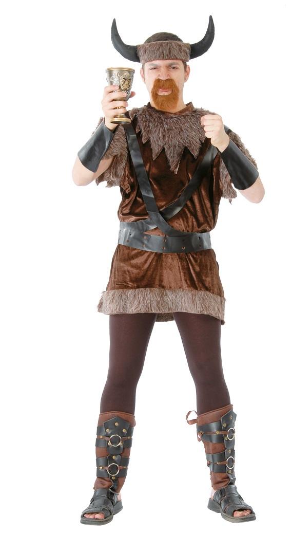 костюм викинга в деталях фото привет