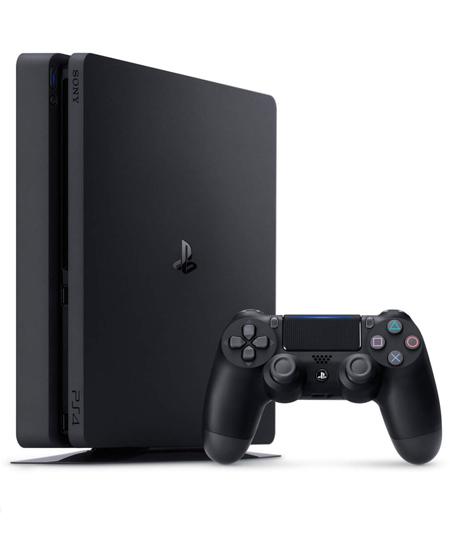 КОНСОЛЬ PLAYSTATION 4 PS4 SLIM 500 ГБ + 2PADS + FIFA 21 Код производителя 711719388876
