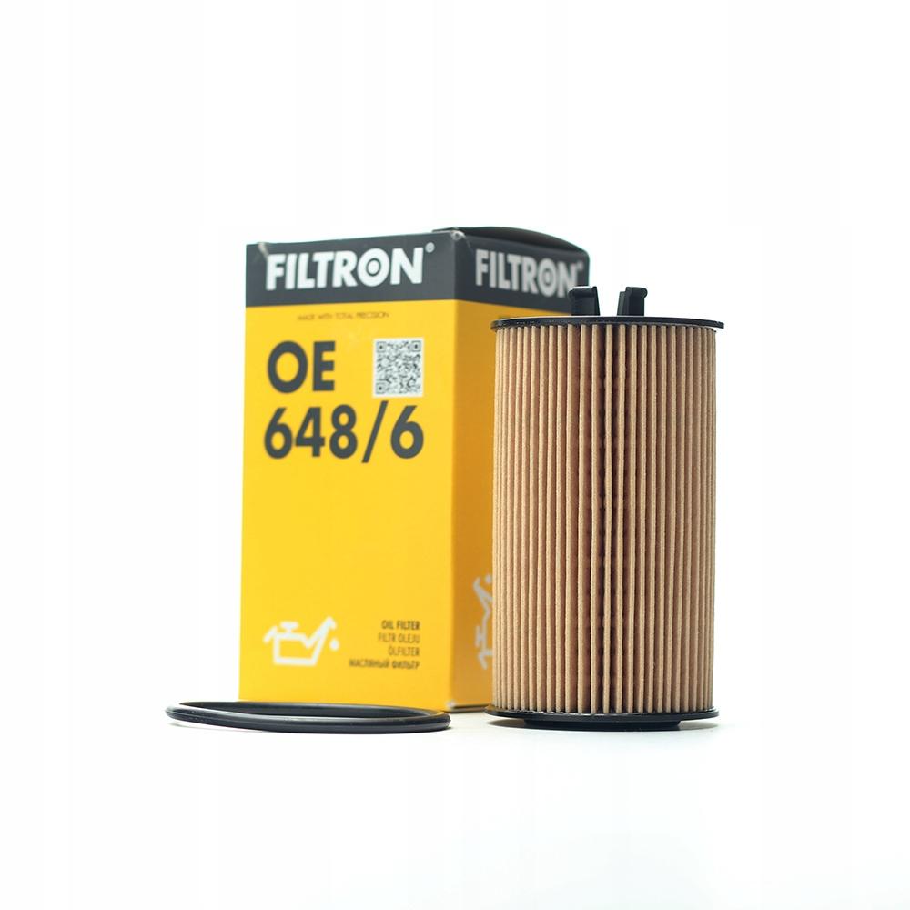 фильтр масла fiat opel filtron oe6486