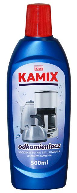 Для удаления накипи Kamix в жидкости 500 мл