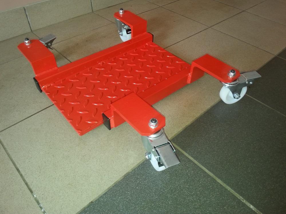 транспортная тележка для мотоцикла платформа ножку