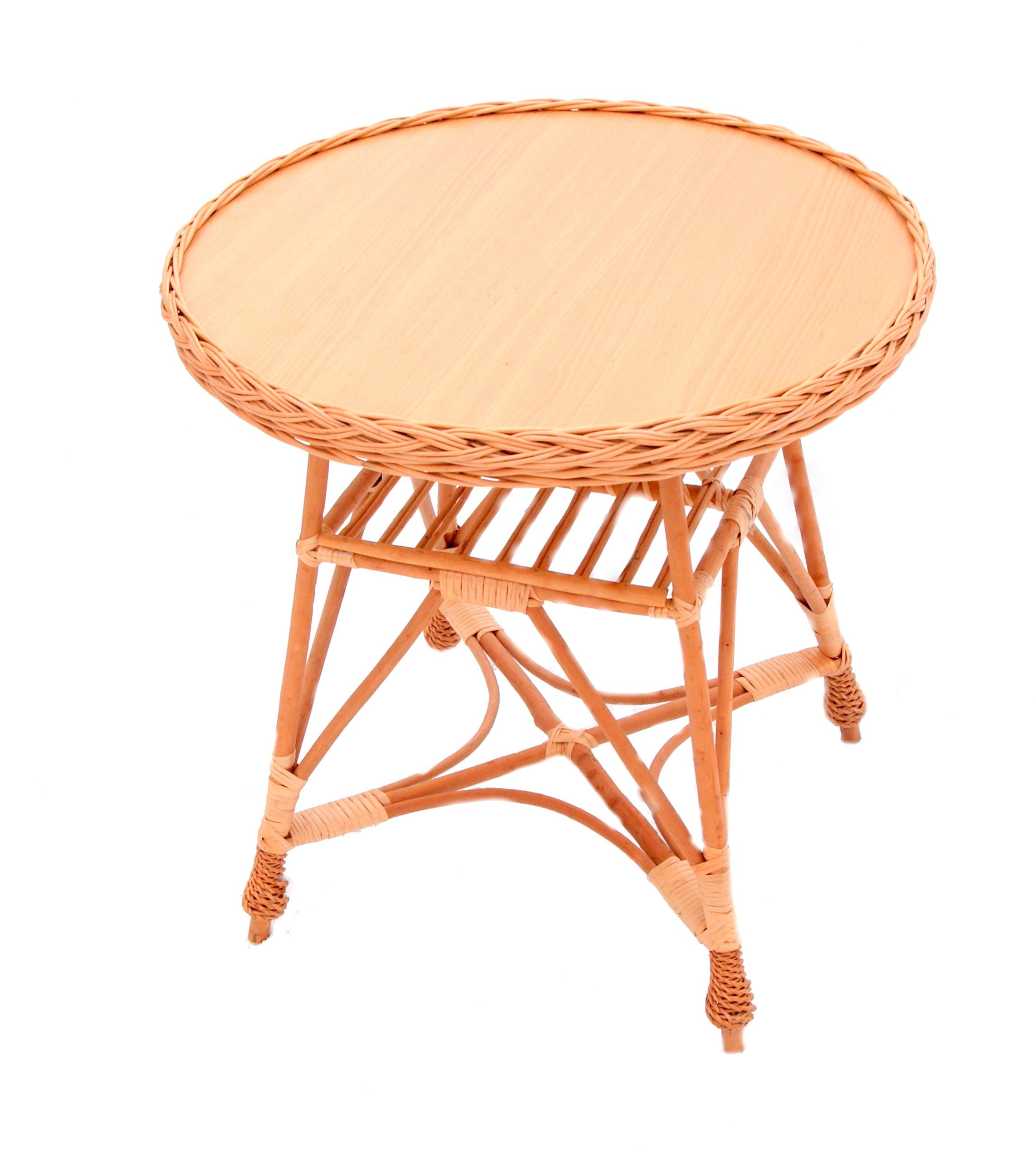 Prútené záhradné stoličky výrobca stola Prútená kolekcia -