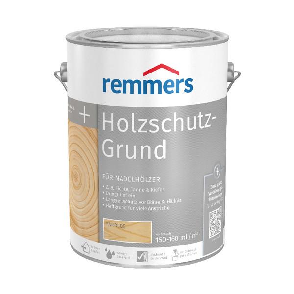 Remmers Грунтовка против синевы,гниения,плесени, 2,5 Л