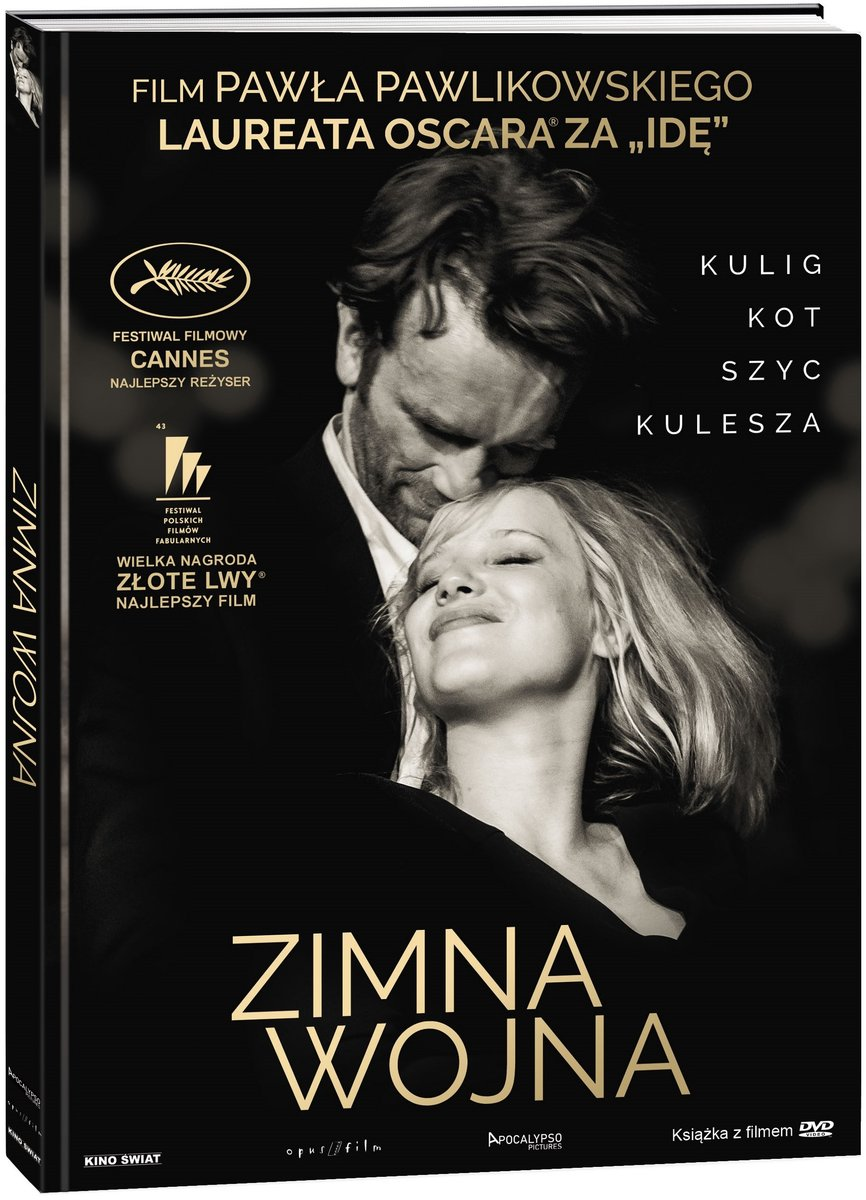 Item Cold war [DVD] Joan Sleigh rides, Tomasz kot
