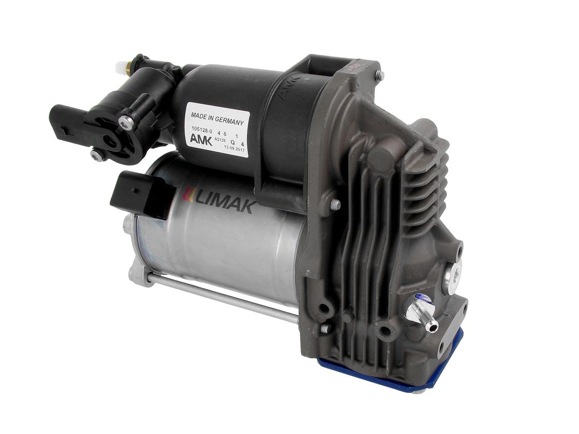 bmw 5 e61 e60 компрессор насос подвески новая amk