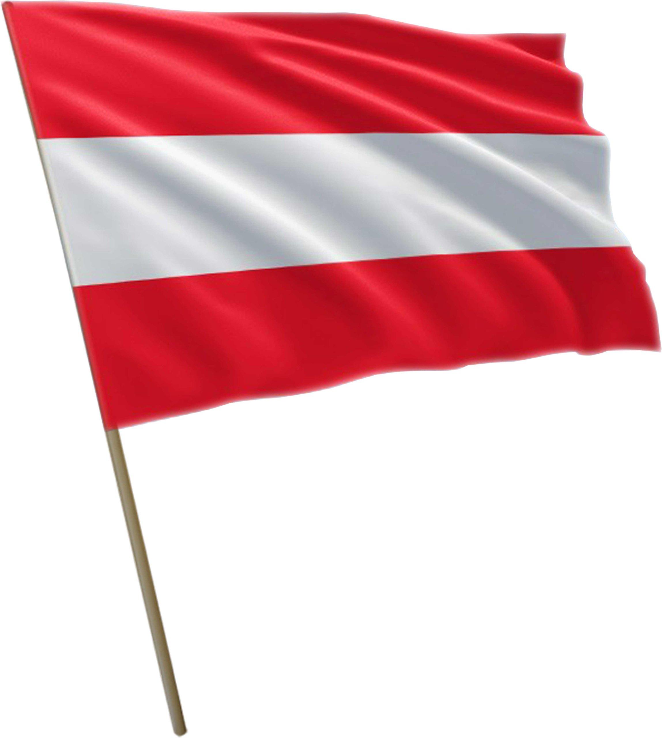 Flaga Austrii Austria 100x60cm 7049990332 - Allegro.pl