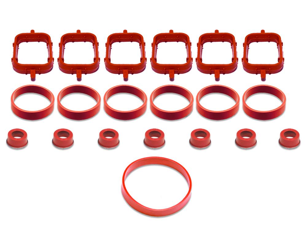 прокладки коллектора коллектора bmw e60 e66 530d