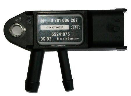 датчик разницы давления dpf 0 281 006 287 - орг
