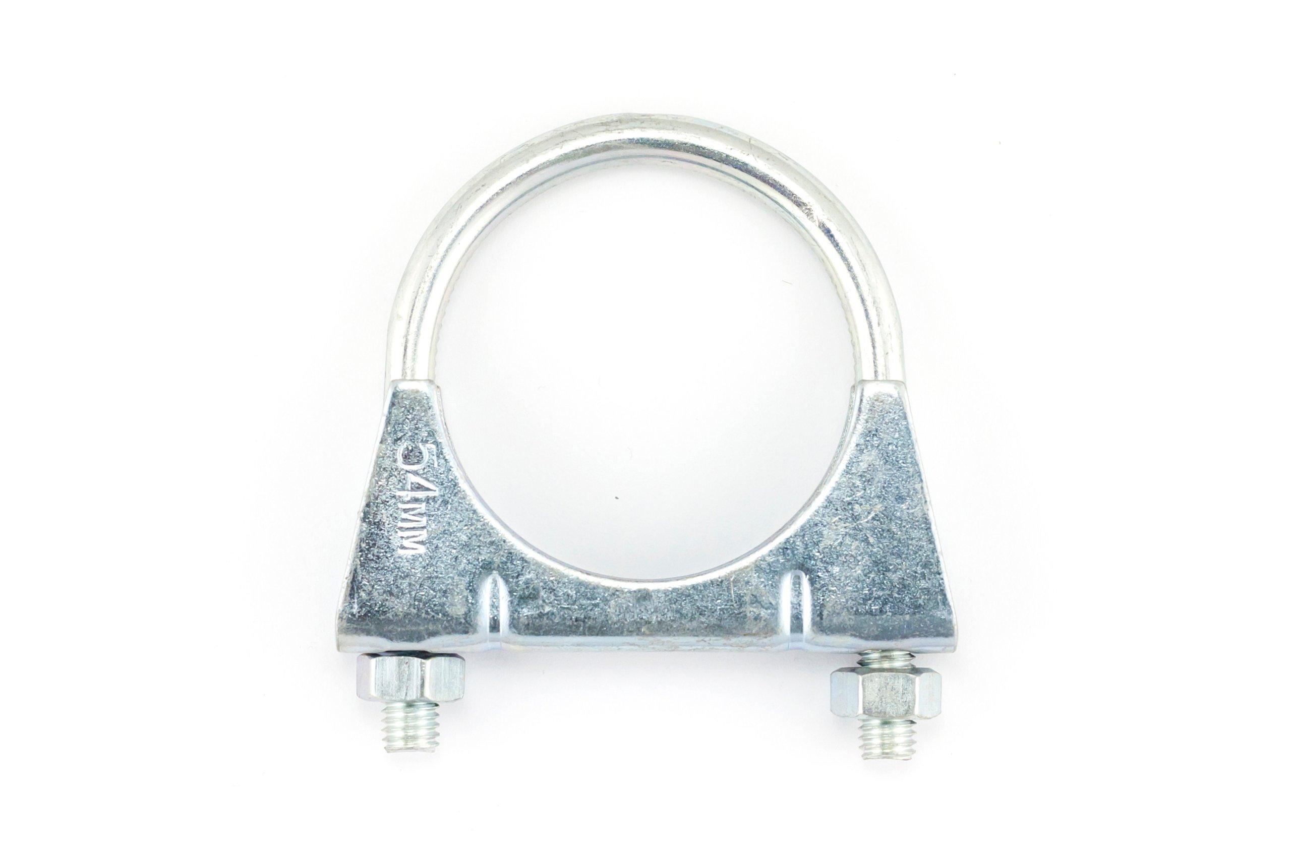 зажим повязка глушителя выдохе m8x54 мм fi 54 мм