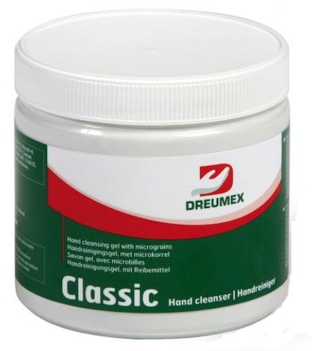 Żel czyszczący pasta do rąk DREUMEX CLASSIC 600 ml