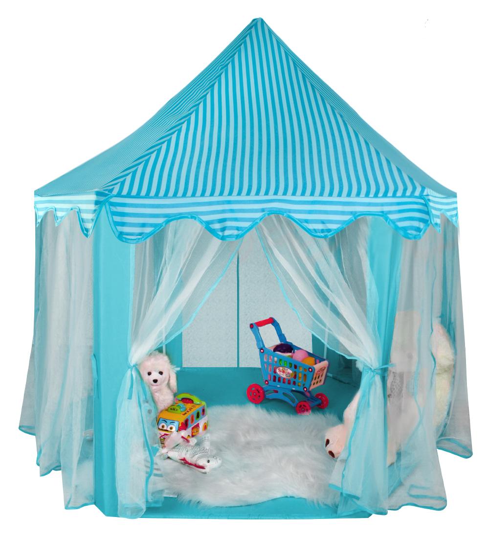 Namiot dla Dzieci Pałac do Ogrodu Domu Zamek Domek