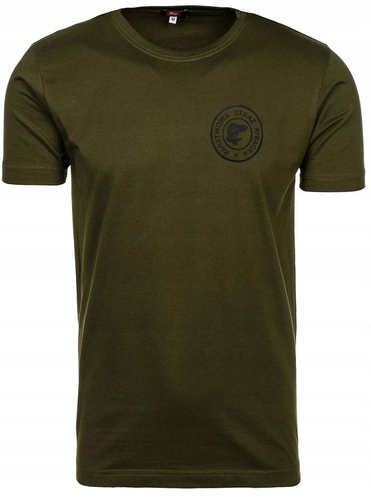 Štátne tričko Rybárske Guard T-Shirt XXL