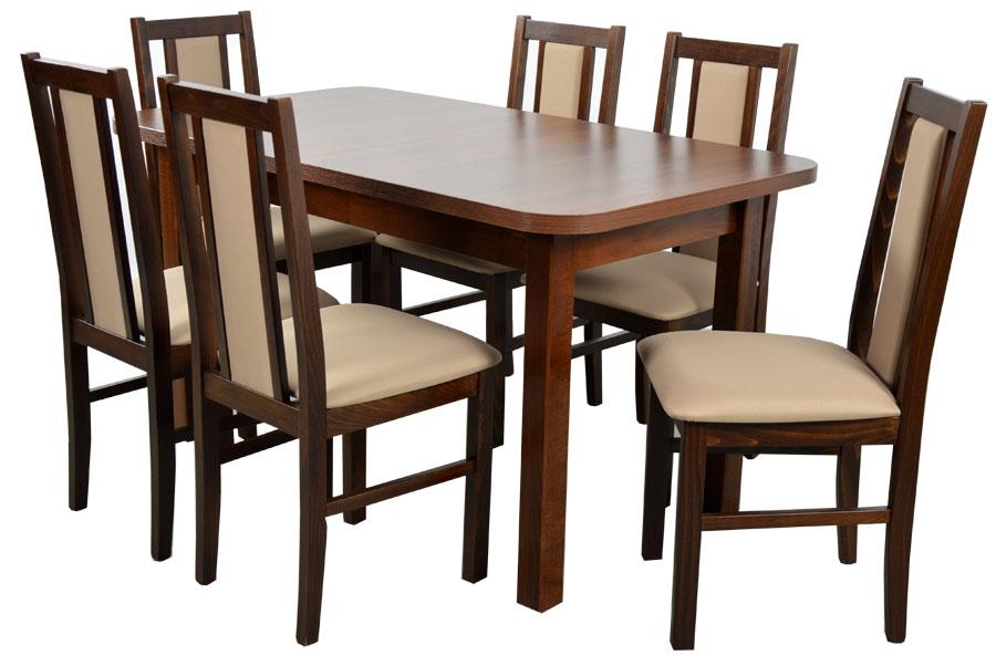 ?????????? стол 80 /140/180 и 6 стульев комплект мебель