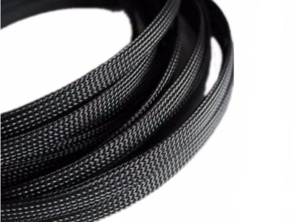 Оплетка полиэстер черный 4мм