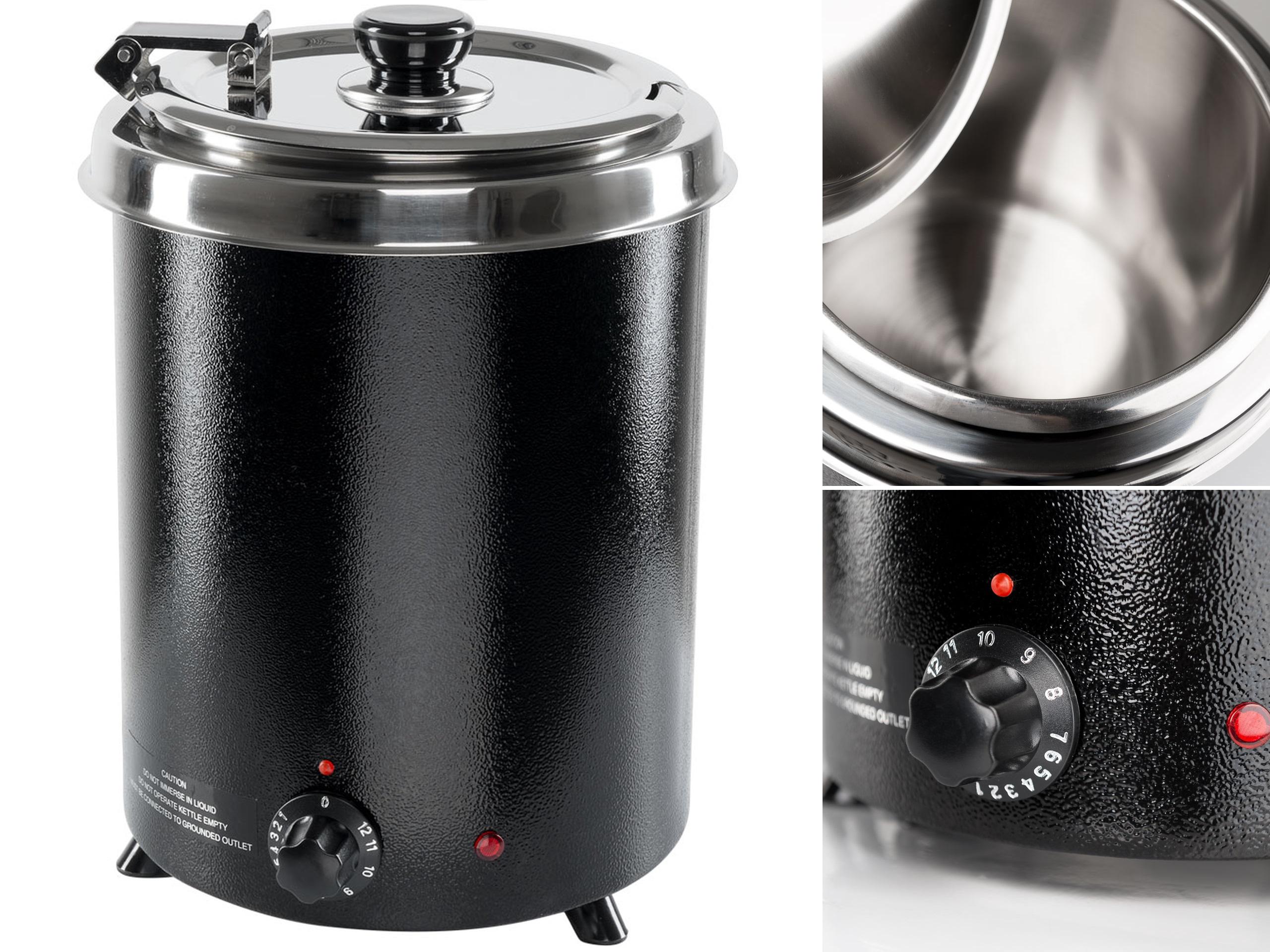 Elektrický kotlový hrniec pre polievku 5.7L Stalgast